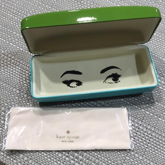 Brand new Kate Spade glasses case